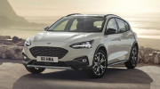 Ford sẽ xây dựng một chiếc SUV thể thao từ hatchback Focus
