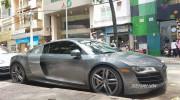 Bắt gặp Audi R8 V10 đời 2012
