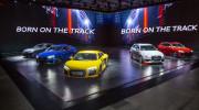 |VIDEO| Chiêm ngưỡng loạt 30 xe Audi phô diễn tại Audi Brand Experience 2018, Singapore