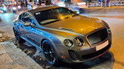 Bentley Continental Supersports: