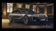 [VIDEO] BMW 7-Series 2022 sẽ