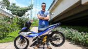 [VIDEO] Yamaha Exciter độ siêu nạp supercharge mạnh như quái thú đầu tiên tại Việt Nam