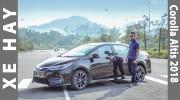 [VIDEO] Đánh giá xe Toyota Corolla Altis 2018 - Một Toyota hoàn toàn khác