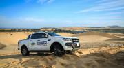 Ford Ranger giữ vững vị trí số 1 trong phân khúc xe bán tải tại thị trường Việt Nam