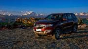 Ford Everest thách thức gian nan, chinh phục