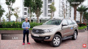 [VIDEO] Đánh giá Ford Everest Ambient - SUV 7 chỗ