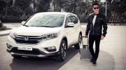 Honda CR-V tại Việt Nam giảm giá chỉ còn 771 triệu đồng, quyết chiến với Mazda CX-5
