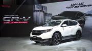Honda CR-V hoàn toàn mới liệu có bứt phá vượt lên trên Mazda CX-5 ?