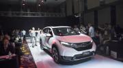 Tháng 1/2018, lô xe nhập khẩu 750 chiếc CR-V 2018 đã bán gần hết hàng