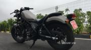 Cận cảnh Honda Rebel 300 sắp chính thức bán ra tại Việt Nam