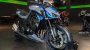 Ảnh chi tiết Kawasaki Z1000 2018 tại Việt Nam, giá từ 399 triệu đồng
