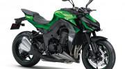 Kawasaki Z1000 2018 được bổ sung màu sơn xanh đen hấp dẫn