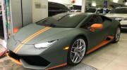 Lamborghini Huracan LP610-4 phong cách Avio độ mâm bản giới hạn tìm
