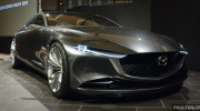 Mazda khoe sự quyến rũ của Vision Coupe Concept tại Tokyo 2017