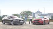 [VIDEO] So sánh Mazda3 vs Kia Cerato: cuộc chiến Nhật - Hàn