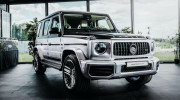 Ngắm Mercedes-AMG G63 Yachting Edition -