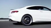Mercedes-AMG C63 S Coupe 2019 cải tiến đang trên đường đến với Triển lãm New York