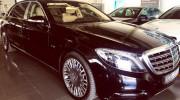 Xe sang biển đẹp Mercedes-Maybach S600 được ra báo với giá 9.5 tỷ đồng