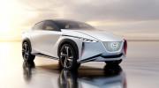 Nissan hé lộ mẫu xe concept IMx tự lái không khí thải tại Triển lãm Tokyo Motor Show 2017