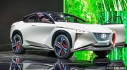 Khám phá Nissan IMx Concept