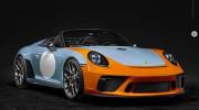 Porsche 911 Speedster sẽ quyến rũ hơn với phong cách ngoại thất mới