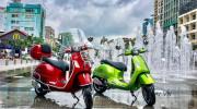 Vespa GTS 300 chốt giá 120 triệu đồng, Honda SH300i giật mình