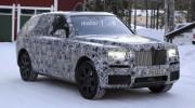 Bắt gặp Rolls-Royce Cullinan mới thử nghiệm tại châu Âu
