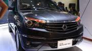 |VIMS 2017| Mới lạ loạt xe Hàn Quốc tại gian hàng SsangYong