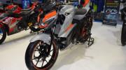 Chiêm ngưỡng Suzuki GSX-S150 độ bodykit carbon độc đáo