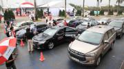 Top 10 xe bán chạy nhất tháng 11/2017: Toyota áp đảo về doanh số