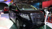 |VMS 2017| Cận cảnh Toyota Alphard giá 3,5 tỷ - xe lý tưởng cho gia đình