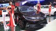 [VMS 2017] Toyota Corolla Altis 2017 gửi lời chào khách hàng Việt Nam