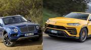 Bentley Bentayga và Lamborghini Urus: Lần đầu được đặt lên bàn cân