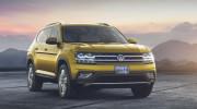 Volkswagen chuẩn bị ra mắt mẫu SUV 7 chỗ mới tại Việt Nam