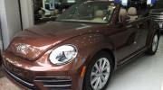 Ngắm Volkswagen Beetle Convertible 2017 vừa