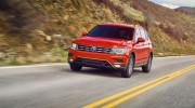 Volkswagen Tiguan tại Mỹ được giảm giá lên đến 49,5 triệu VNĐ