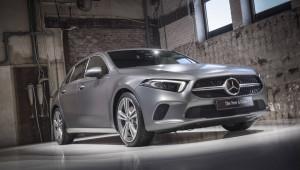 Mercedes A-Class mới sở hữu khuôn mặt