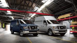 Nissan NV Cargo và Passenger 2018 có giá bán từ 682 triệu VNĐ
