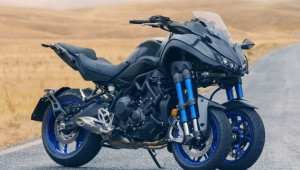 [VIDEO] Xe ba bánh Yamaha Niken Leaning Multi-Wheeler 2017 sẽ ra mắt tại EICMA 2017