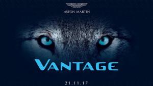 Aston Martin Vantage 2019 sẽ chính thức được công bố vào ngày 21/11/2017