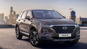 Hyundai Santa Fe 2019 có giá khoảng từ 599 triệu VNĐ tại Hàn Quốc