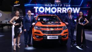 Chevrolet nhấn mạnh xu hướng cá nhân hóa phương tiện di chuyển tại VMS 2018