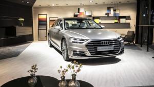 Audi A8 2018 chính thức nhận đơn đặt hàng tại Đức, giá từ 2,4 tỷ VNĐ
