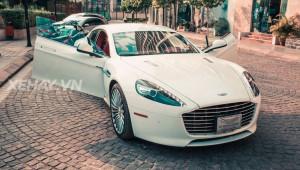 Xe Aston Martin chính hãng sẽ về Việt Nam vào tháng 10/2018