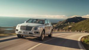 Đến hệ thống định vị của Bentley Bentayga Hybrid mới cũng giúp xe tiết kiệm nhiên liệu