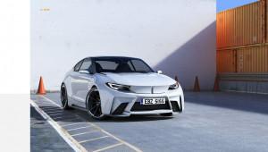 BMW iM2 Concept vẽ ra tương lai của xe thể thao chạy điện hoàn toàn