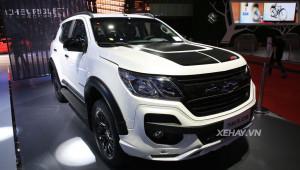 Tìm hiểu Chevrolet Trailblazer sẽ có mặt tại Việt Nam trong tương lai gần