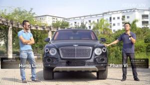 [VIDEO] Đánh giá SUV siêu sang Bentley Bentayga 1st Edition 1,2 triệu đô tại Việt Nam