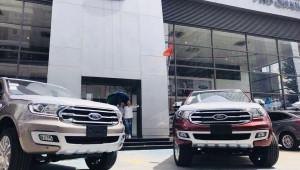 Ford Everest 2018 sắp ra mắt khách hà ng Việt rò rỉ thông số chi tiết và giá bán