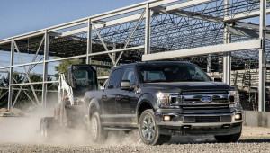 Ford F-150 2018 sở hữu tải trọng và khả năng tiết kiệm nhiên liệu tốt nhất phân khúc
